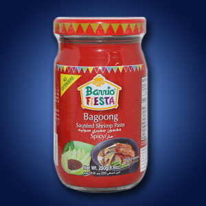 Barrio Fiesta Sauteed Shrimp Fry Spicy 24 x 250g