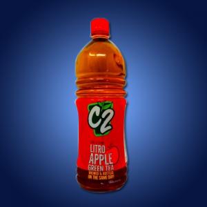 C2 Litro Apple 12 x 1L