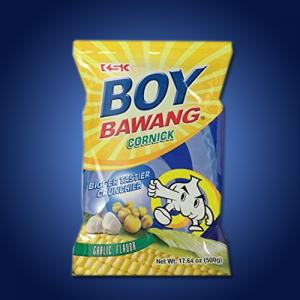 Boy Bawang Garlic 20 x 500g